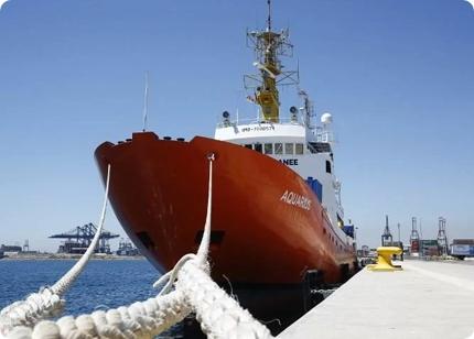 equipamentos e acessorios para ancoragem